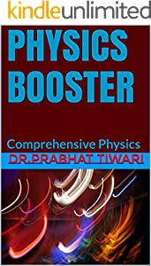 Physics Booster: Comprehensive Physics (English Edition)