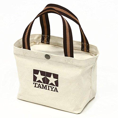 タミヤ ミニトートバッグ ブラウン ITEM67311