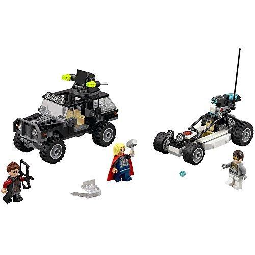 『レゴ (LEGO) スーパー・ヒーローズ アベンジャーズとヒドラの決戦 76030』の2枚目の画像