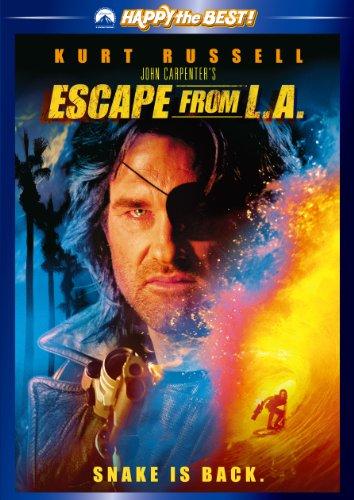 エスケープ・フロム・L.A. [DVD]の詳細を見る