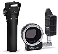 Aputure DEC vari-ndワイヤレスレンズアダプタ、Attaches Canon EF / EF - Sレンズto mft-mountカメラ
