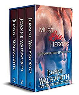 Must Love Heroes by [Joanne Wadsworth]