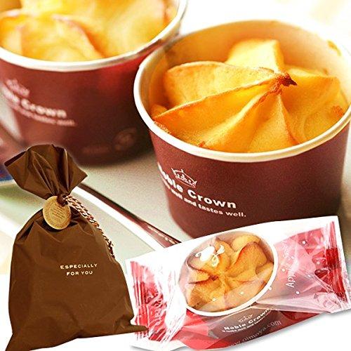 ホワイトデー お返し 義理チョコ 人気の定番ギフト 林檎スイートポテト大入り 10個