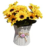 造花向日葵 誕生日プレゼント 開店・開業の贈り物・ギフト・プレゼントに最適