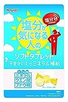 春日井製菓 塩分が気になる人のソフトタブレット 65g×6袋