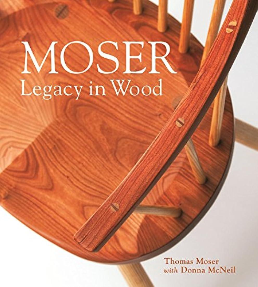 意見広告マネージャーMoser: Legacy in Wood (English Edition)