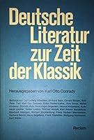 Deutsche Literatur zur Zeit der Klassik