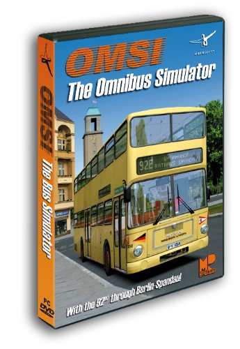 OMSI Omni Bus Simulator (PC) (輸入版)