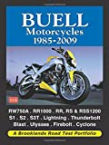 洋書「Buell Motorcycles 1985-09 Road Test Portfolio」