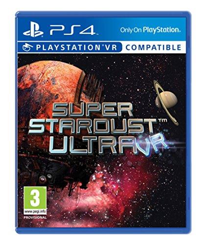 Super Stardust Ultra VR [PS4]
