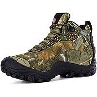 XPETI Men's Thermator Mid Waterproof Hiking Trekking Hunting Trail Outdoor Boot