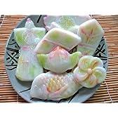 尾張名古屋の御雛祭り 郷土菓子【おこしもん】(おこし餅)7種入り
