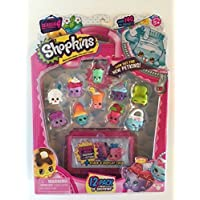 Shopkins 12 Pack ~ Season 4 ~ Style 12 by Moose Toys [並行輸入品]