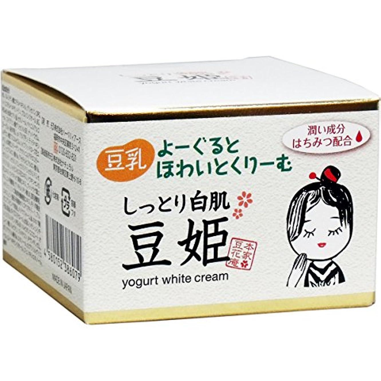 別々に見通しホイップ豆乳ヨーグルトホワイトクリーム (TYホワイトジェルクリーム 90g)