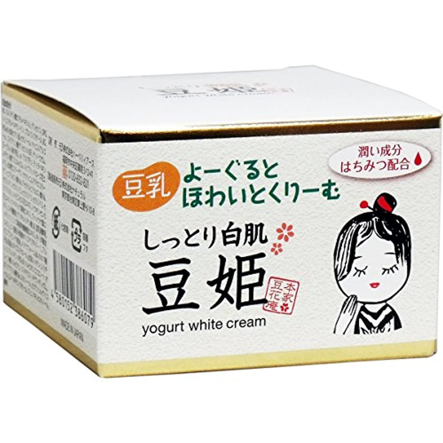 流出リネン空虚豆乳ヨーグルトホワイトクリーム (TYホワイトジェルクリーム 90g)