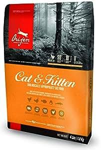Orijen(オリジン) キャットフード キャット&キトゥン [国内正規品] 1.8kg