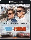 フォードvsフェラーリ 4K UHD[Ultra HD Blu-ray]