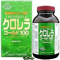 ユウキ製薬 クロレラ・ゴールド100 51-103日分 1550粒