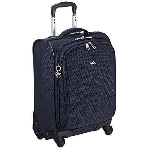 [キプリング] Amazon公式 正規品 MEDELLIN キャリーバッグ  K24642 35F True Blue Emb