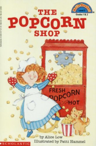 The Popcorn Shop (Hello Reader!, Level 3)の詳細を見る