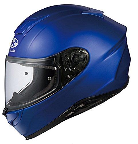 OGK KABUTO (オージーケーカブト) バイクヘルメット フルフェイス AEROBLADE5 フラットブルー 570057 B06XW79S54 1枚目