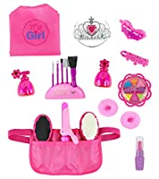 Click n' Play Doll Hair and Beauty Dress Up Accessory set, Perfect For 18 inch American Dolls CNP0256