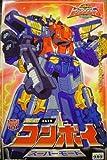 超ロボット生命体トランスフォーマーマイクロン伝説MC-1総司令官コンボイスーパーモード