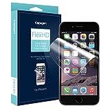 iPhone 6 保護フィルム, Spigen® [シュタインハイル】 フレックス HD スクリーンプロテクター (4.7) (2014) (国内正規品) (フレックス HD 【SGP11088】)