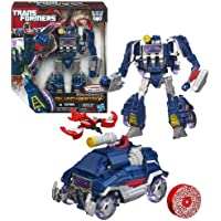 Hasbro Year 2012 Transformers Generations Fall of Cybertron Series 01 Voyager Class 7-1/2 Inch Tall Robot Action Figure
