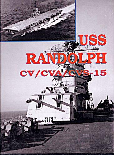 Uss Randolph Cv Cva Cvs 15
