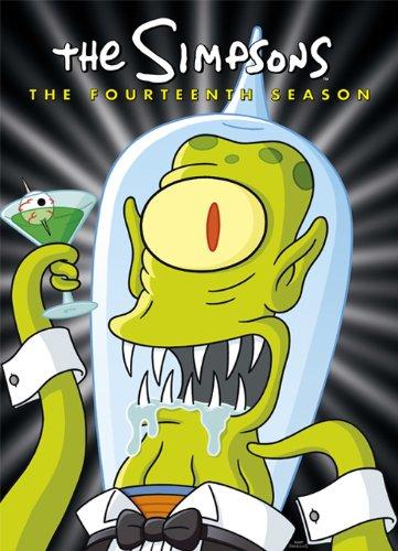 ザ シンプソンズ シーズン14 DVDコレクターズBOX