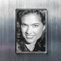 HEATHER LANGENKAMP - オリジナルアート冷蔵庫マグネット #js001