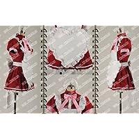 高品質コスプレ衣装 東京ミュウミュウ ミュウイチゴ メイド服 コスチューム、コスプレ