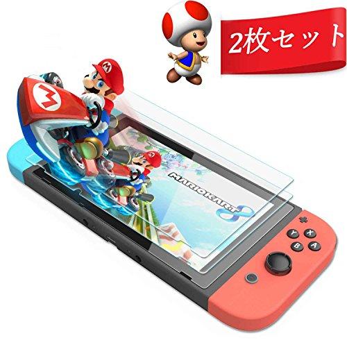 Nintendo Switch 保護フィルム 任天堂 ニンテンドースイッチ ...