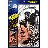 Grim Reaper Light Up Door Cover