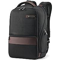 Samsonite Kombi Small Backpack, Black/Brown (brown) - 92313-1051