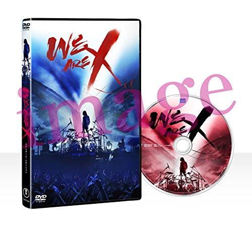 【早期購入特典あり】WE ARE X DVD スタンダード・エディション(アイテム未定)