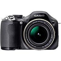 カシオ計算機 カシオ デジタルカメラ HI-SPEED EXILIM EX-FH25 EX-FH25BK