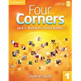 Four Corners Level 1 Student's Book with Self-study CD-ROM (Four Corners Level 1 Full Contact with Self-study CD-ROM)