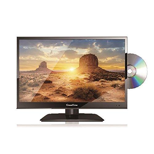テレビ 16型 液晶テレビ DVD内蔵 一人暮らし 新生活 16V型 地上デジタルハイビジョン液晶テレビ Grand-Line  GL-16L01DV エスキュービズム  D