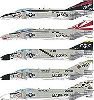 エデュアルド 1/48 アメリカ海軍・海兵隊 マクドネル・エアクラフト F-4B ファントム2 グッドモーニングダナン (タミヤ用) プラモデル用デカール EDUD48096