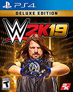 WWE 2k19 - Deluxe Edition (輸入版:北米) - PS4