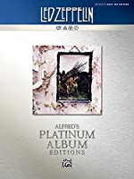 Led Zeppelin: Authentic Bass Tab Edition (Alfred's Platinum Album Editions)