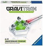 ラベンスバーガー グラヴィトラックス 噴火ジャンプ 拡張セット GraviTrax volcano ボールトラックシステム ビー玉マシンキット 並行輸入品 火山