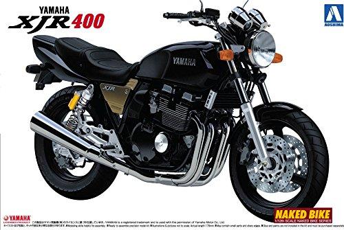 青島文化教材社 1/12 バイクシリーズ No.13 ヤマハ XJR400 プラモデル