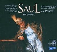 ヘンデル:「サウル」 (2CD) [Import] (SAUL (HYBRID) (HYBR))