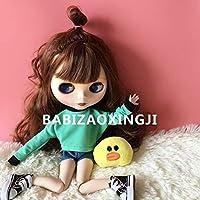 TOUCHMELファッション 1/6 人形服ブライスキャンディーカラーパーカー + ジーンズ人形 accessorieys ため 30 センチブライス 1/6 プーリップ人形服