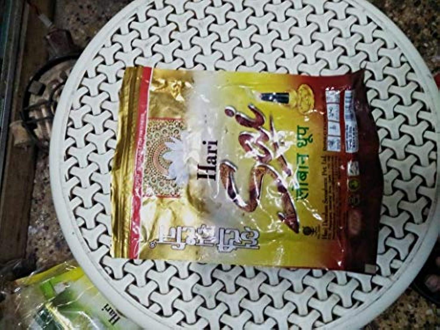 知らせる問題主人Sribalaji Trader Hari Sai Loban Dhoop (Pkt-1)