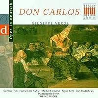 Don Carlos (Excerpts)