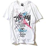 STUSSY ( ステューシー ) WORLD TOUR TEE 通販 メンズ ストリート 半袖 Tシャツ 半袖Tシャツ カジュアル メンズファッション 男女兼用